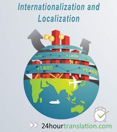 Internationalization and Localization