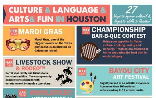 Houston Festivals: Houston Cultural Events - 24 Hour ...