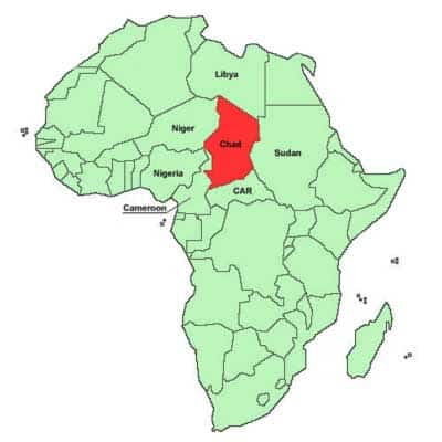 Chad-Africa