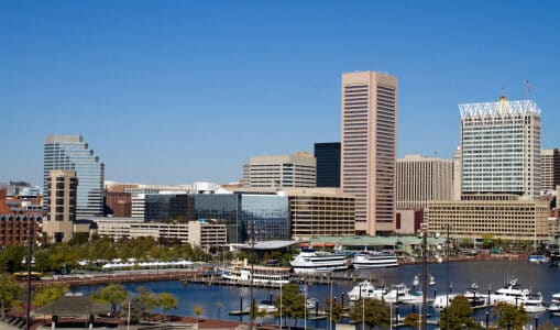 A Glimpse of Baltimore and Its Cultural Centers