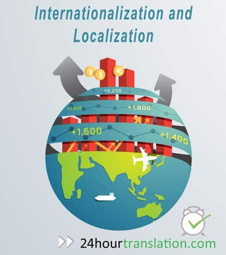 Internationalization and Localization