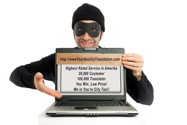 Can you safely trust any document translation services company in Houston?