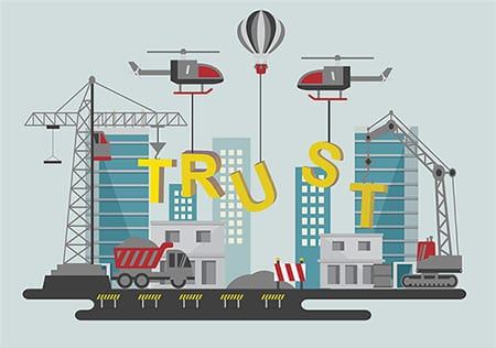 how to establish trust in global How to name your family trust fund is a common question and one that many investors will someday face whether it's putting your own property in a revocable living.