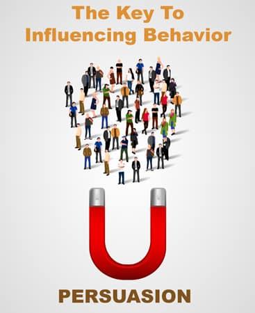 Using influence, Persuasion communication motivate behavior
