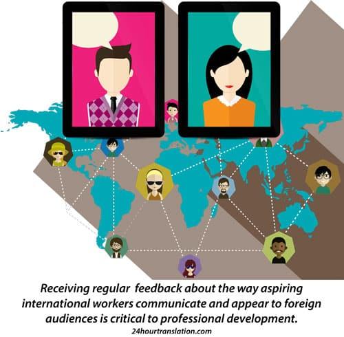 Feedback, Mentoring employees, International, Professional Development