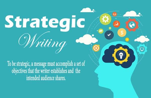 Strategic Writing; strategic communication