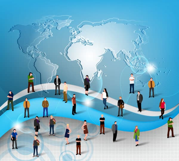 webinars, messaging and chat applications, discussion boards, video conferencing systems and teleconference solutions