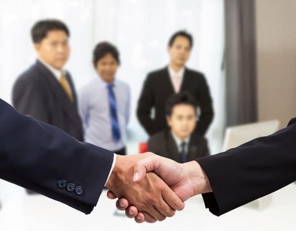 Building international relationships; Business relationships; Agreement;