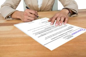 Certifying a translation, notarizing a translation, signing a translation