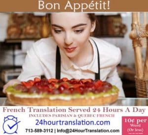 French Translation Services in Houston