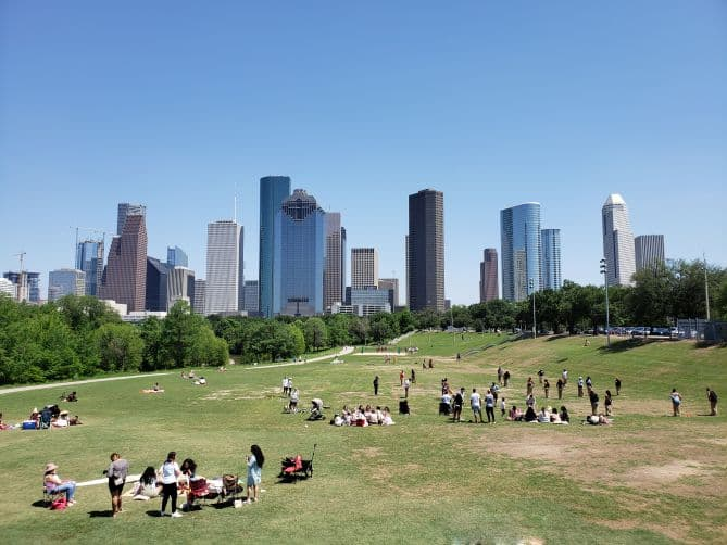 Each weekend, multicultural crowds, representative of Houston's diverse population, relax and socialize in local parks like Eleanor Tinsley Park and the Buffalo Bayou.  They speak hundreds of different languages and dialects from the many countries where they have immigrated from.  Through work and play, the certified and professional translation services in Houston help facilitate immigration, grow business and direct legal decisions that unite us as a community and allow us to grow.